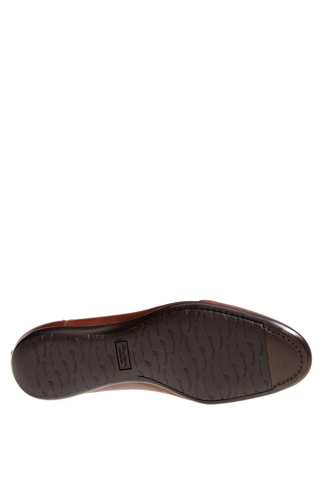 Alternate Image 4  - Santoni 'Himalaya 2' Sneaker (Online Only) (Men)