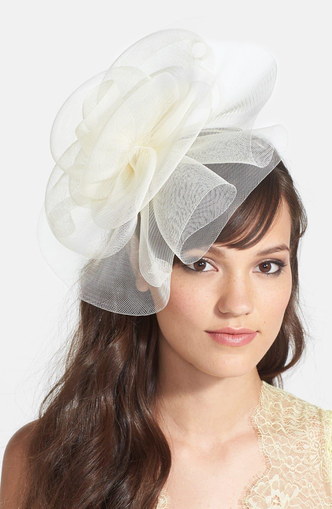 Alternate Image 1 Selected - Tasha 'Fabulous Floral' Fascinator Headband