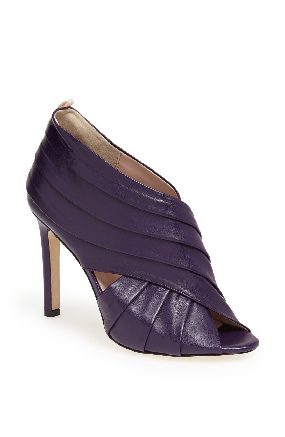 Alternate Image 1 Selected - SJP 'Alyssa' Peep-Toe Bootie