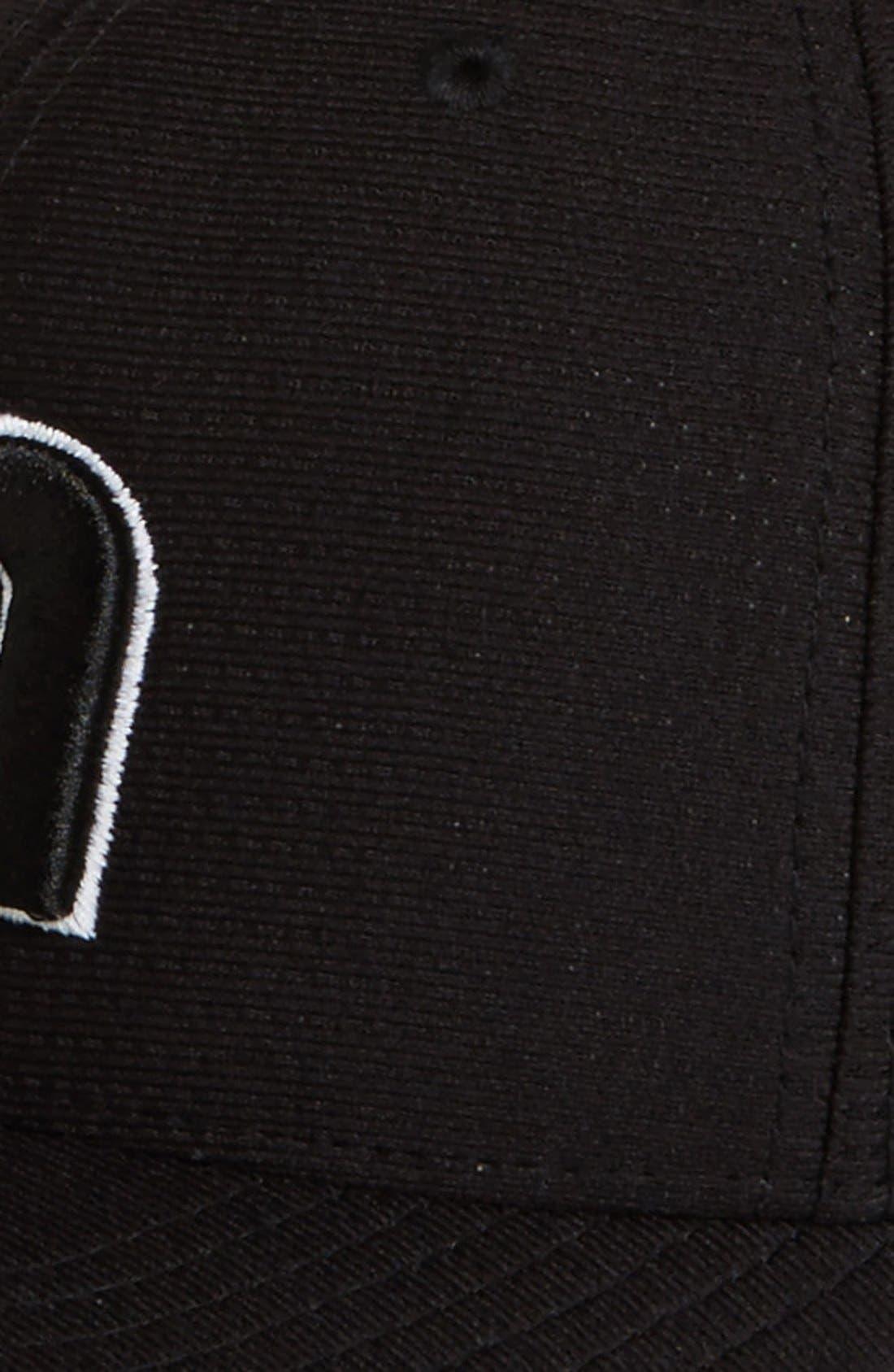 'B-Bahamas' Hat,                             Alternate thumbnail 2, color,                             Black