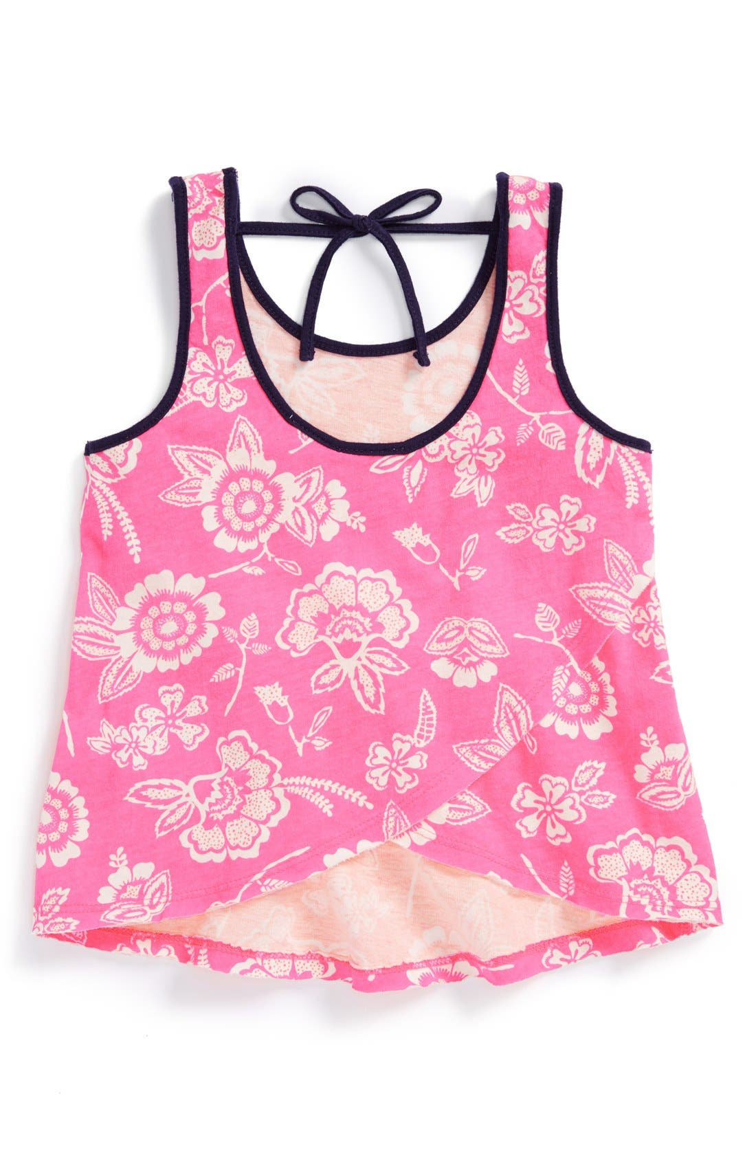 Alternate Image 2  - Roxy 'Clear View' Sleeveless Top (Toddler Girls)
