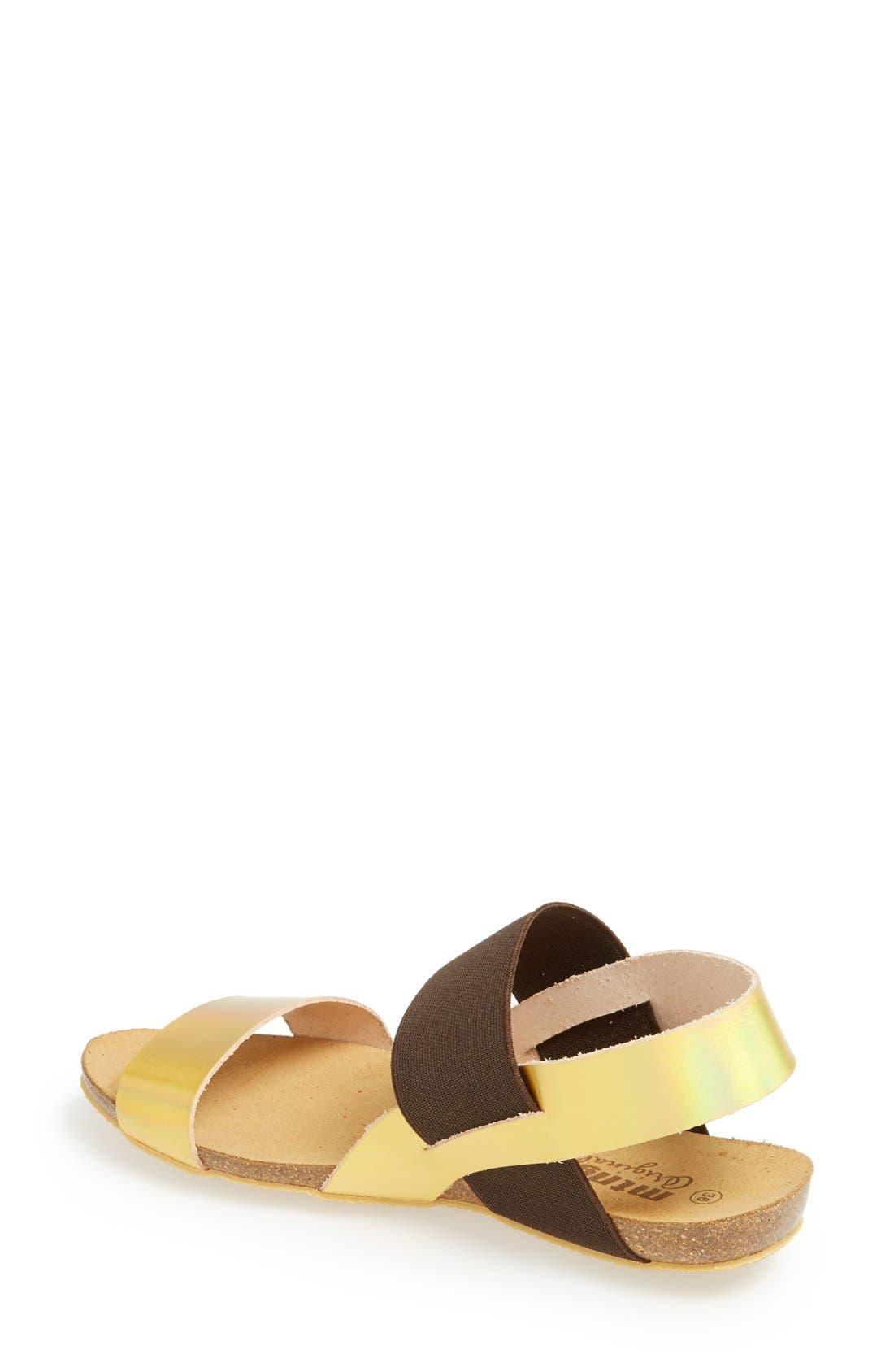 Alternate Image 2  - MTNG Originals 'Annie' Colorblock Sandal