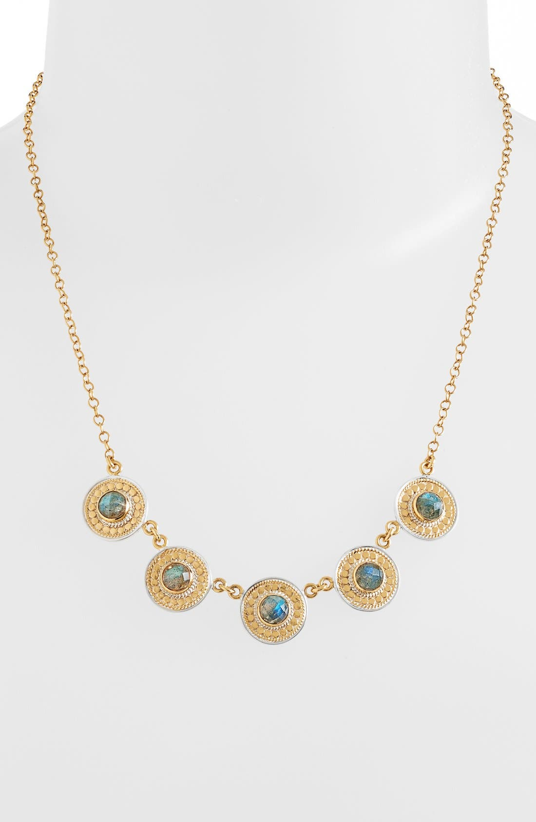 Main Image - Anna Beck 'Gili' Frontal Necklace (Online Only)