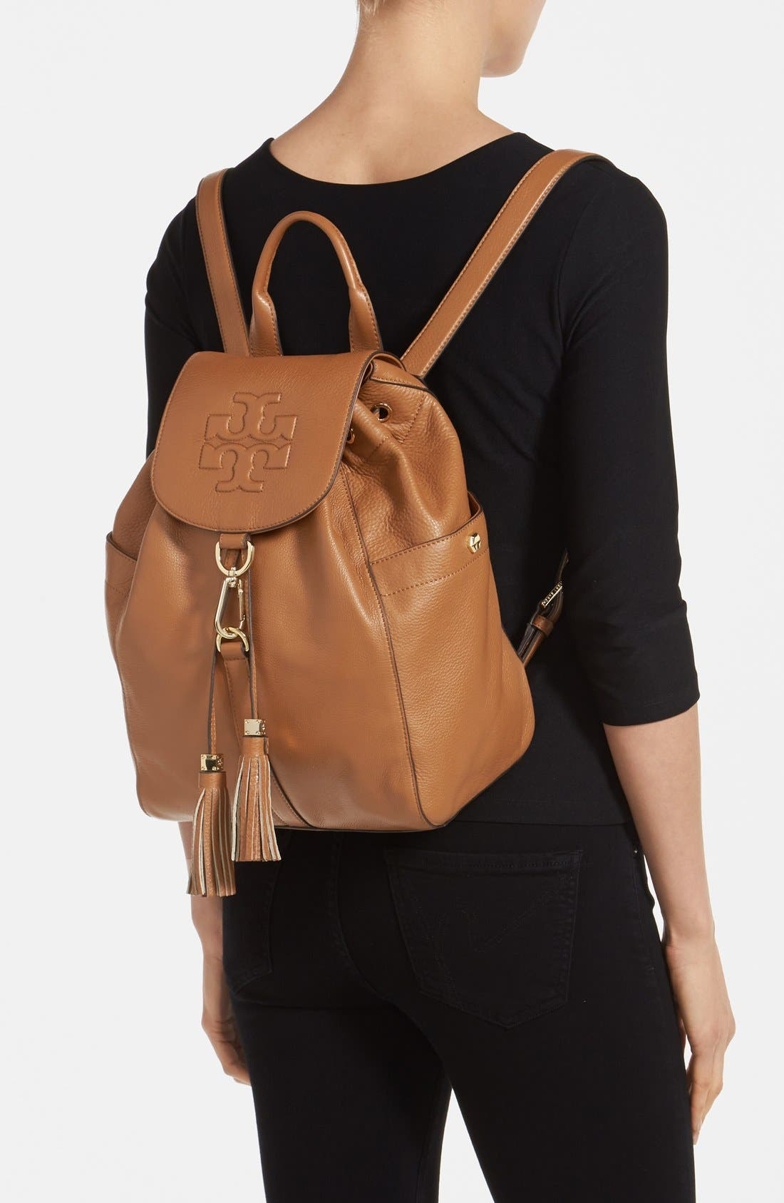 Alternate Image 2  - Tory Burch 'Thea' Backpack