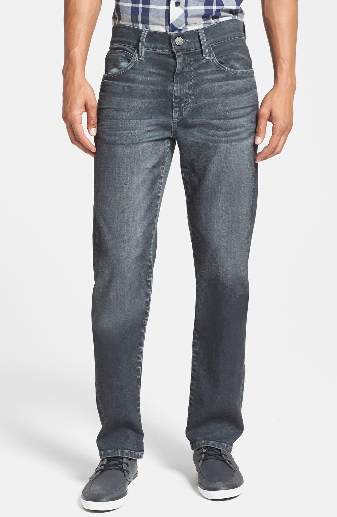 Main Image - Joe's 'Brixton' Slim Fit Jeans (Steel)