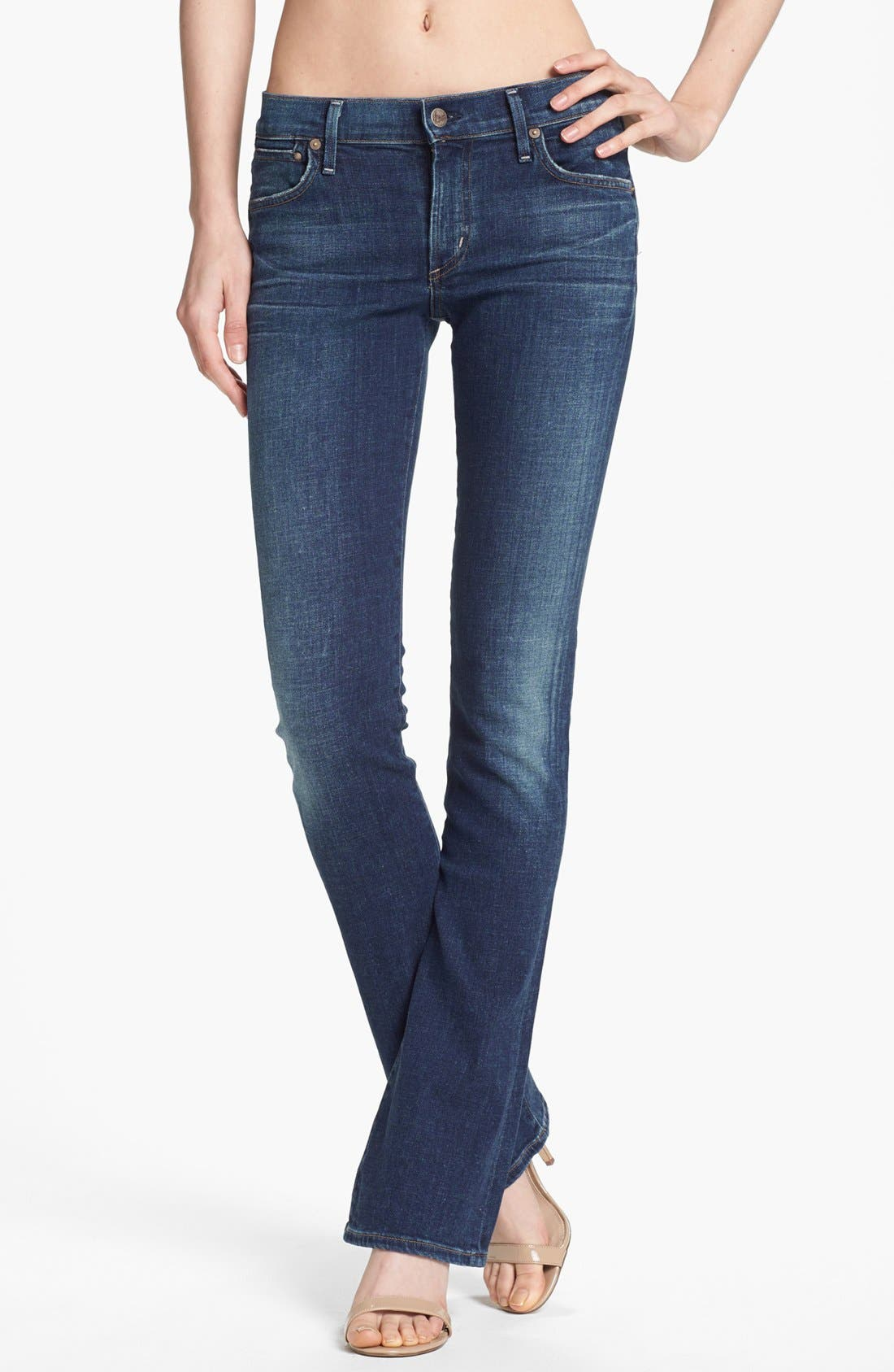 Alternate Image 1 Selected - Citizens of Humanity 'Emmanuelle' Bootcut Jeans (Liberty)