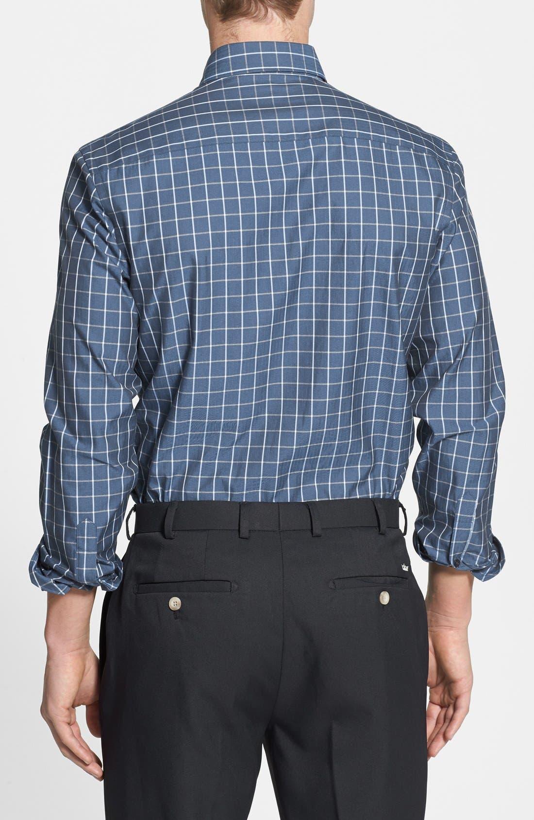 Alternate Image 2  - John W. Nordstrom® Regular Fit Supima® Cotton Sport Shirt