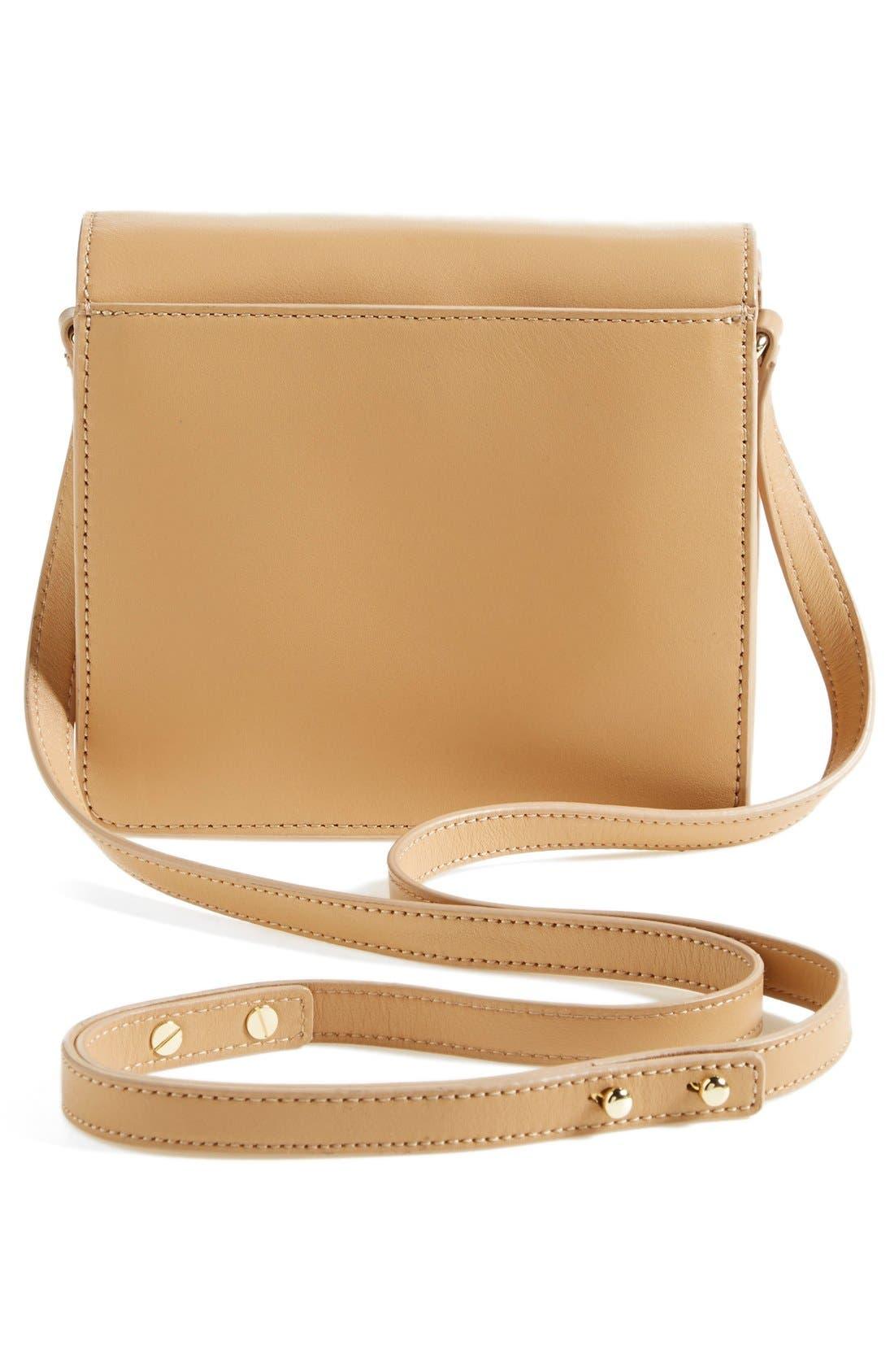 Alternate Image 4  - Loeffler Randall 'Mini Agenda' Crossbody Bag