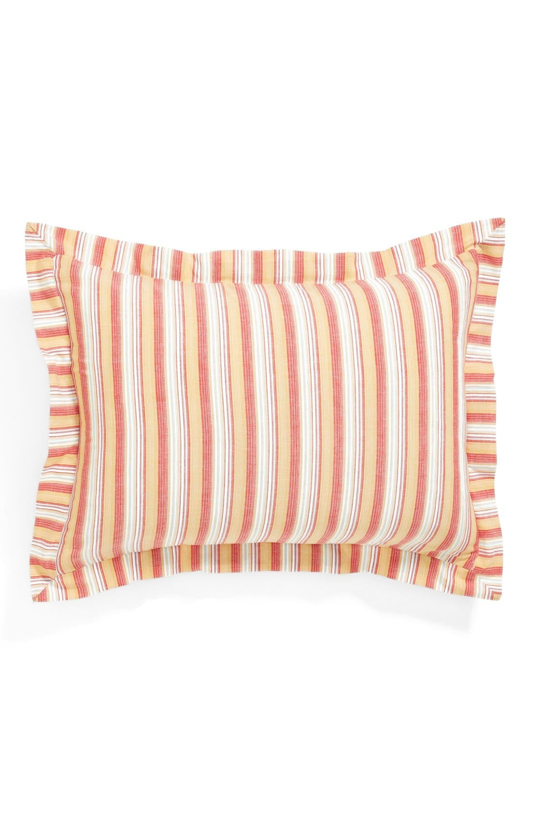 Alternate Image 1 Selected - Amity Home 'Regina' Stripe Standard Sham