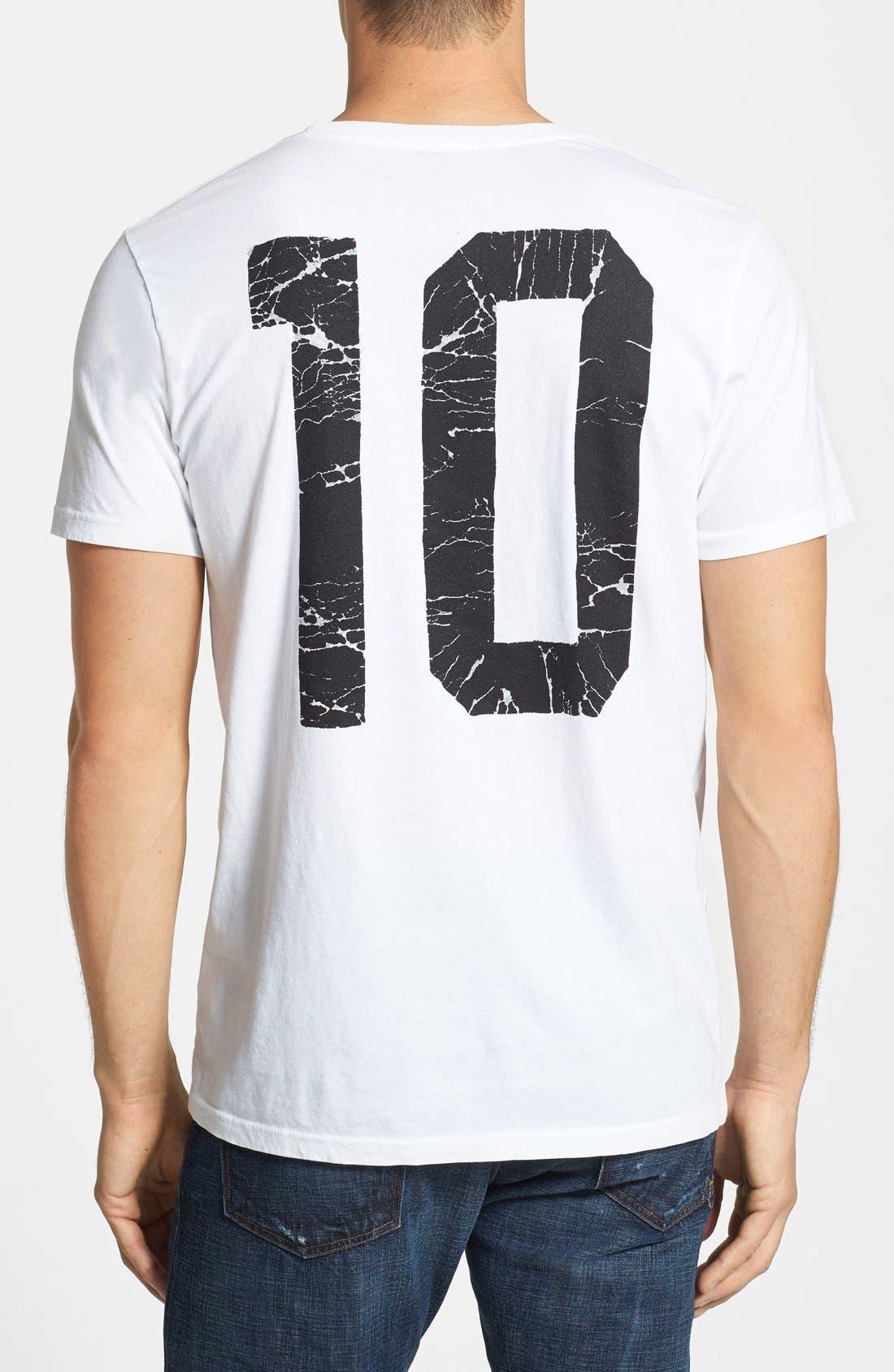 Alternate Image 2  - Junk Food 'Juventus FC' Graphic T-Shirt