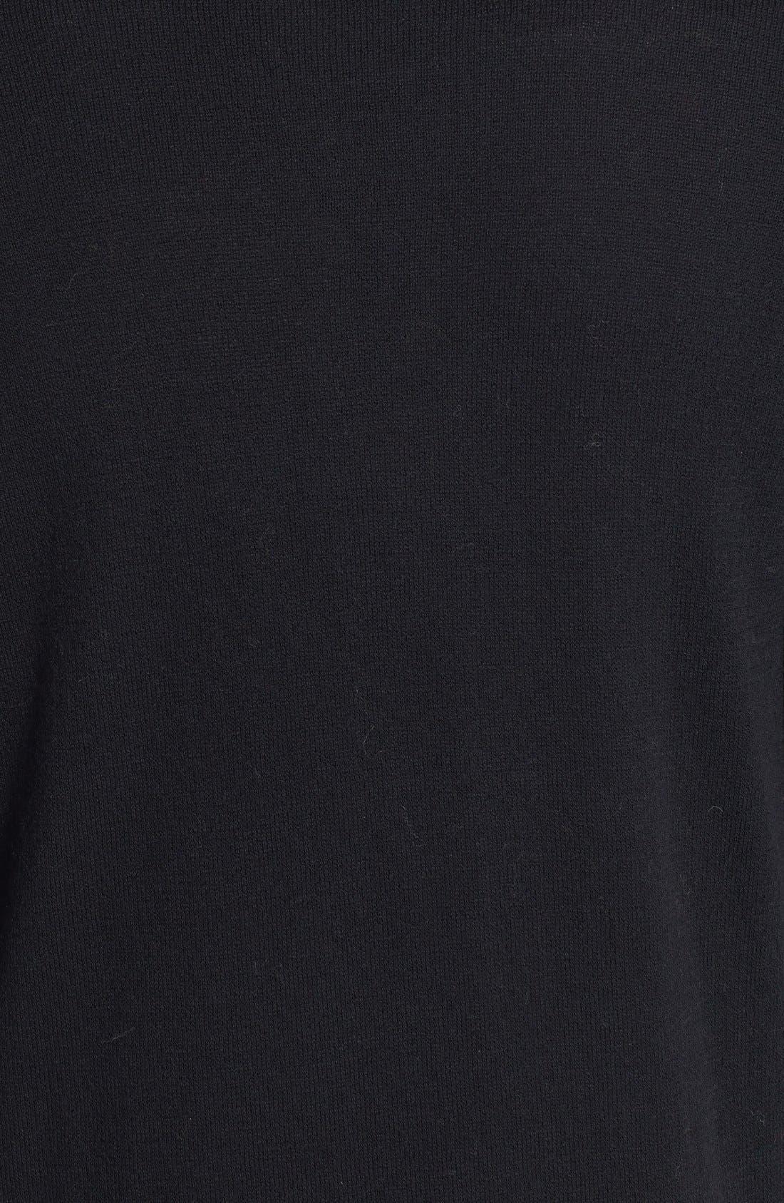 Alternate Image 4  - Eileen Fisher Long Wool Jersey Cardigan (Regular & Petite)