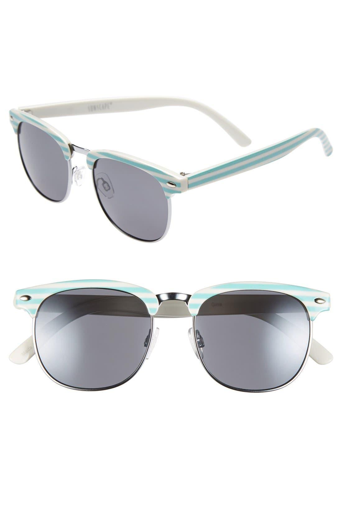 Main Image - BP. 'Club Master' 58mm Sunglasses (Juniors)