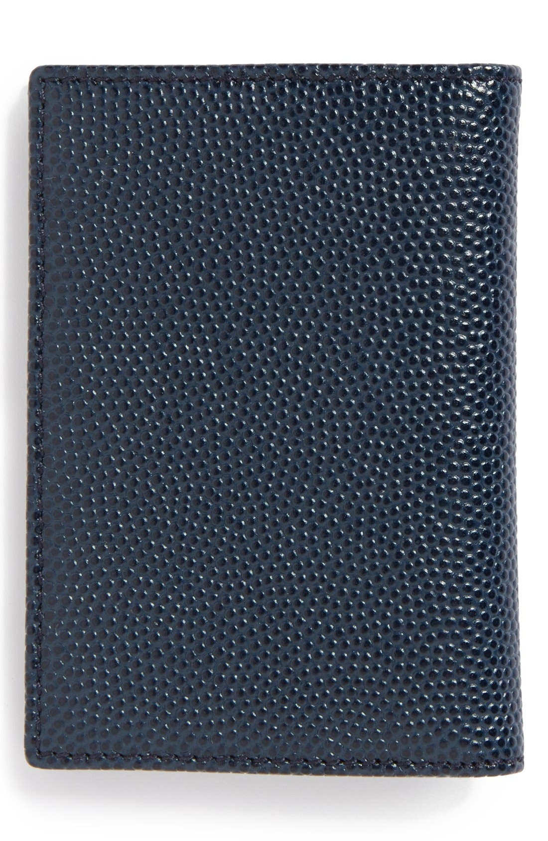 Alternate Image 3  - Salvatore Ferragamo 'Ten Forty One' Leather Card Case