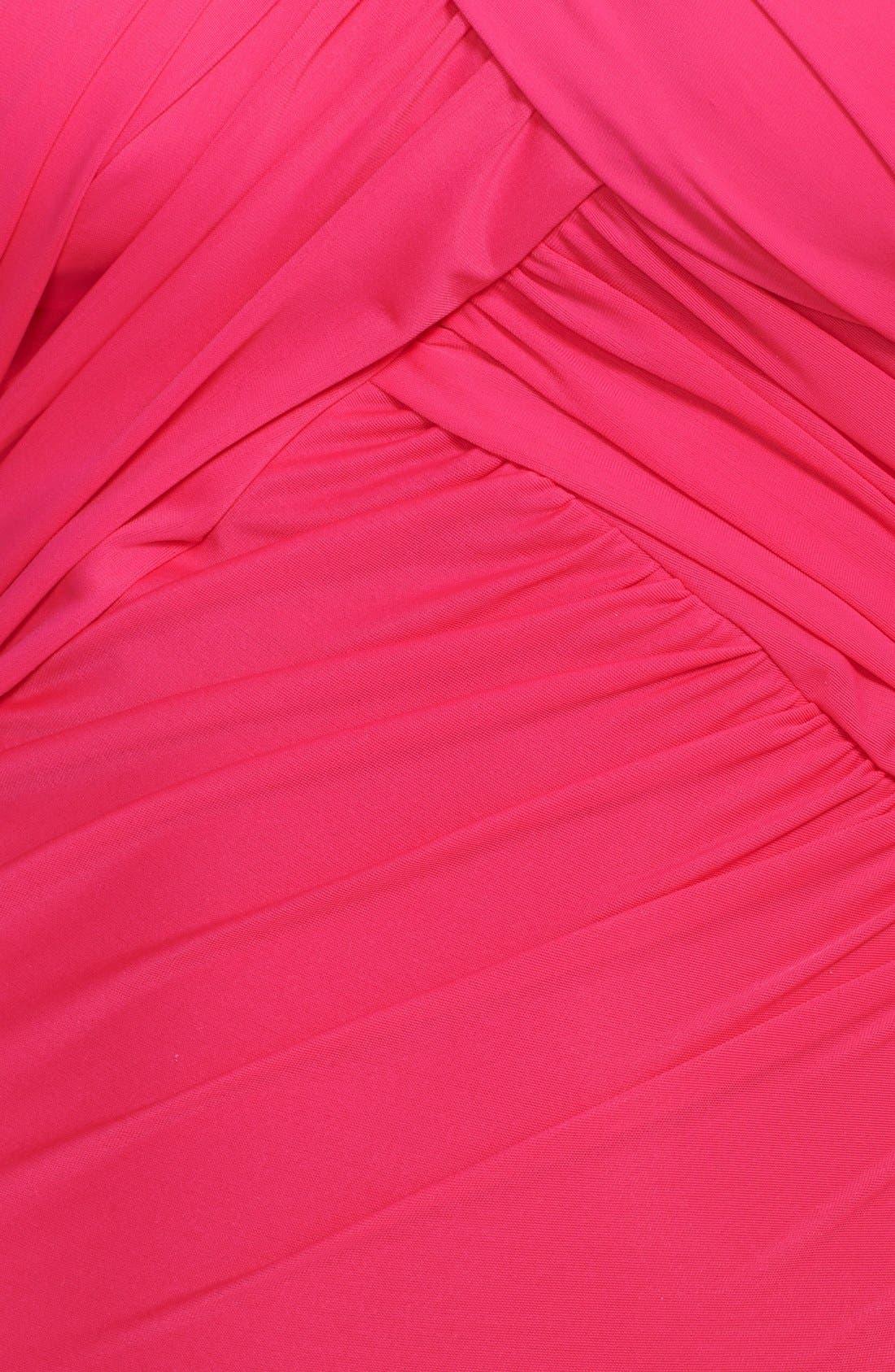 Alternate Image 3  - Miraclesuit® Crisscross One-Piece Swimsuit