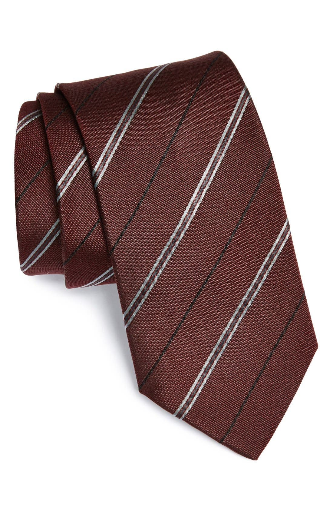 Alternate Image 1 Selected - Dolce&Gabbana Woven Silk Tie