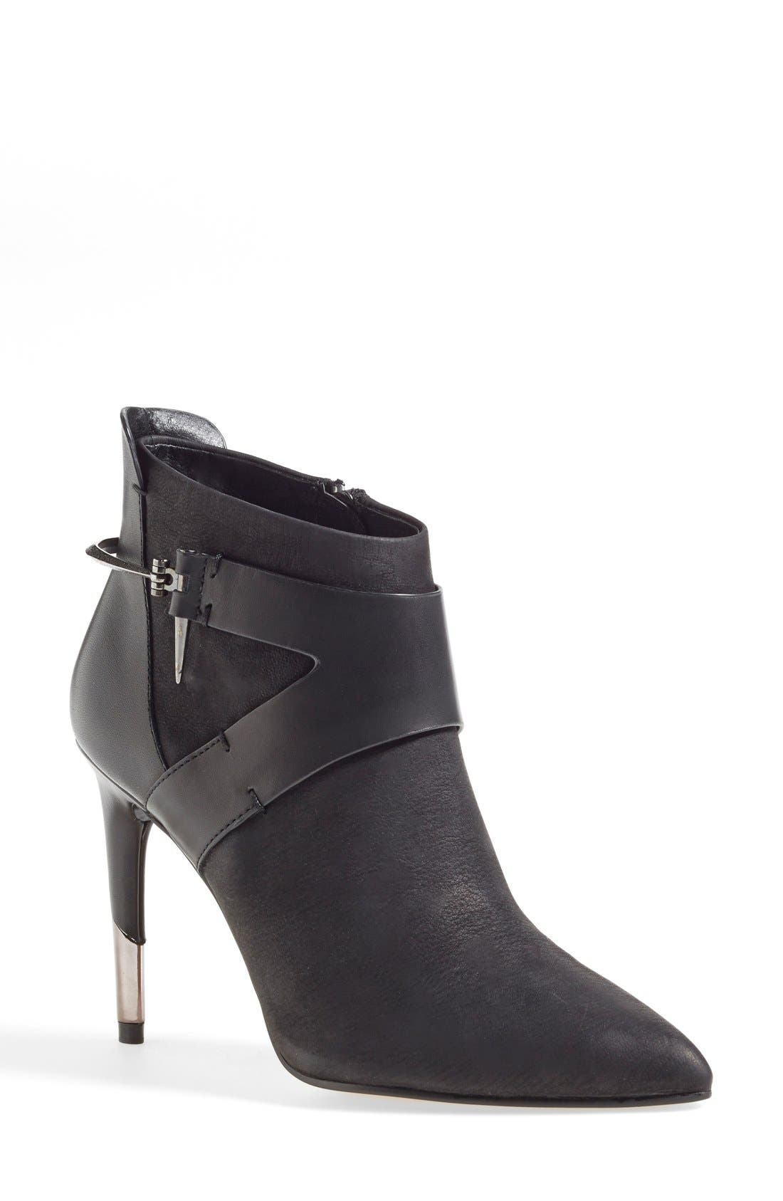 Alternate Image 1 Selected - Dolce Vita 'Isleen' Pointy Toe Bootie (Women)