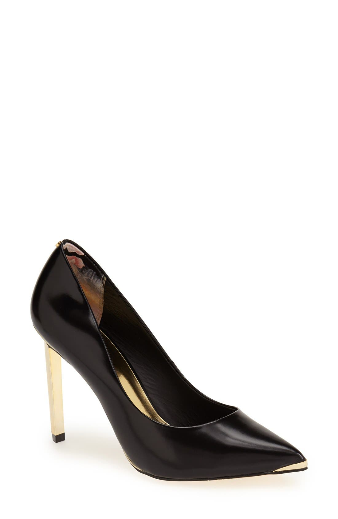 Alternate Image 1 Selected - Ted Baker London 'Elvena' Pump (Women)
