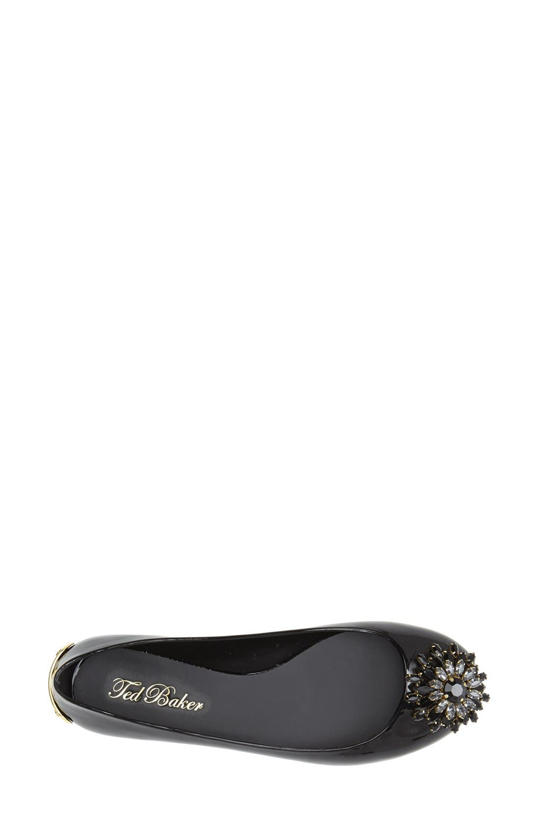 Alternate Image 3  - Ted Baker London 'Anislee' Flat (Women)