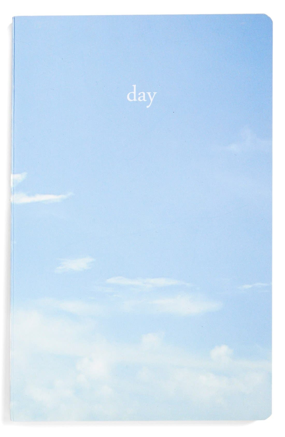 Alternate Image 1 Selected - Poketo 'One Day' Small Notebook