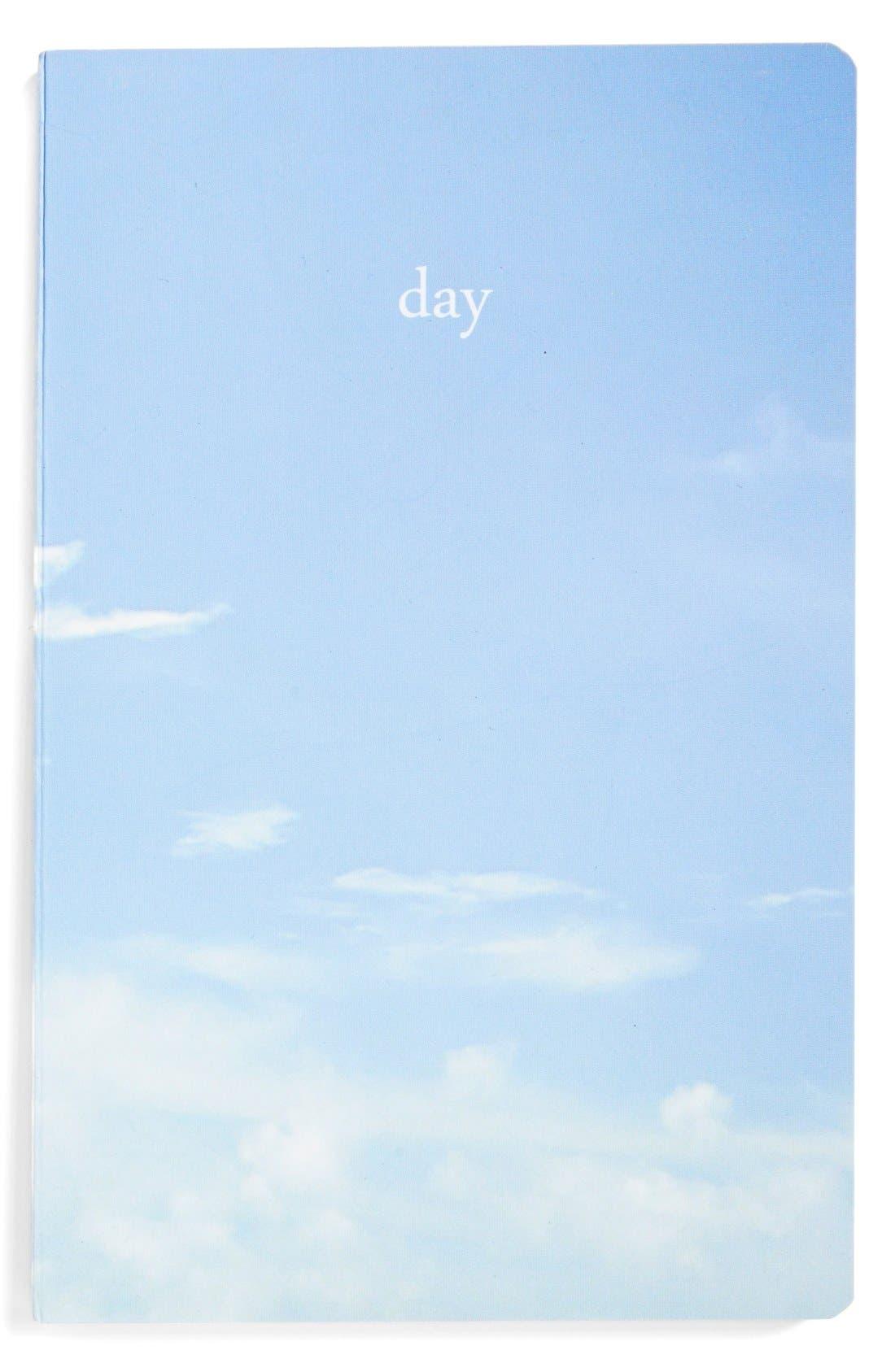 Main Image - Poketo 'One Day' Small Notebook