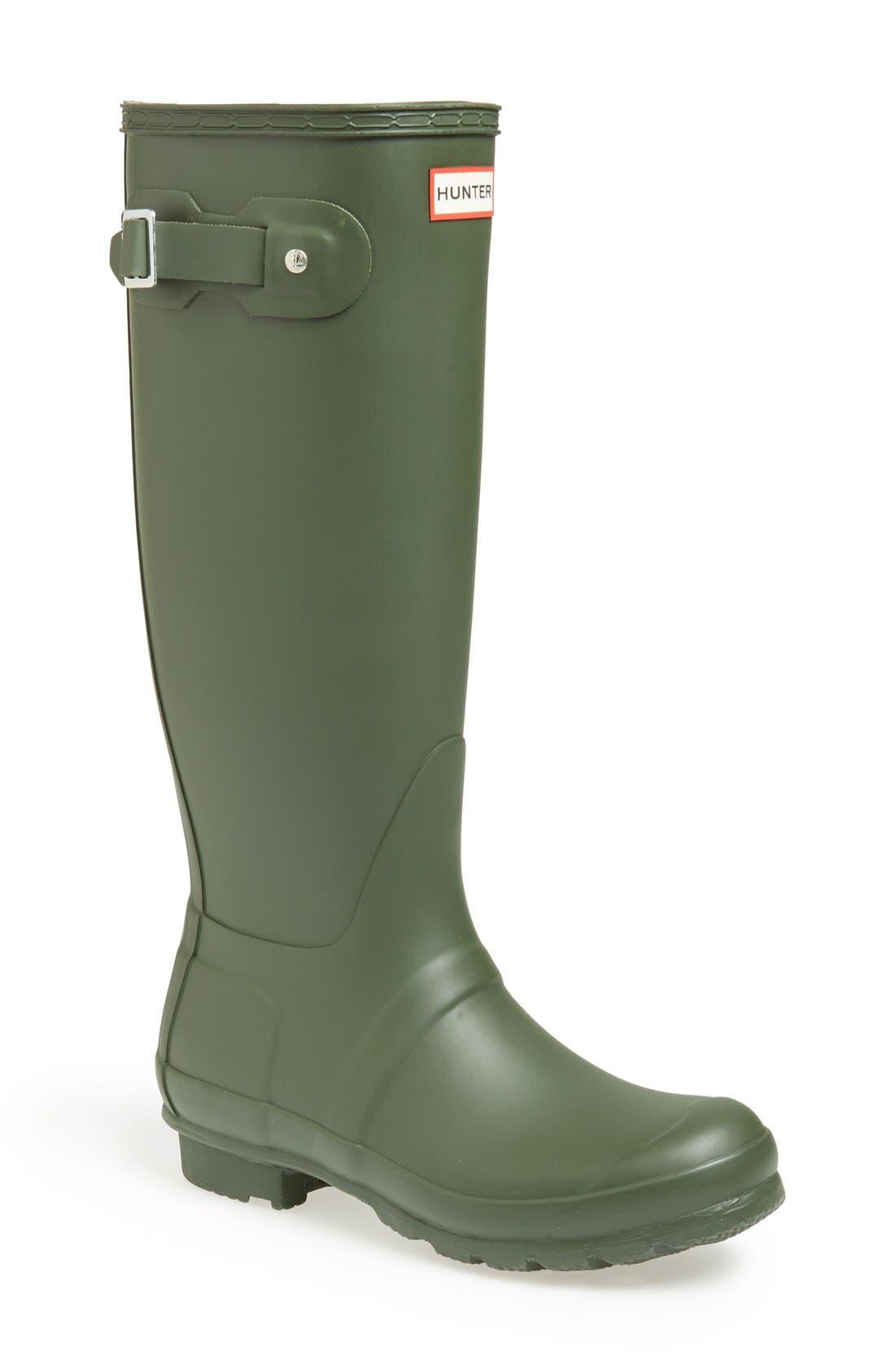 Hunter 'Original Tall' Rain Boot (Women)