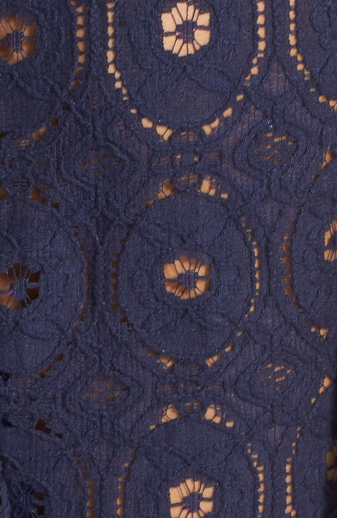Alternate Image 4  - BB Dakota 'Renley' Lace Fit & Flare Dress (Nordstrom Exclusive)