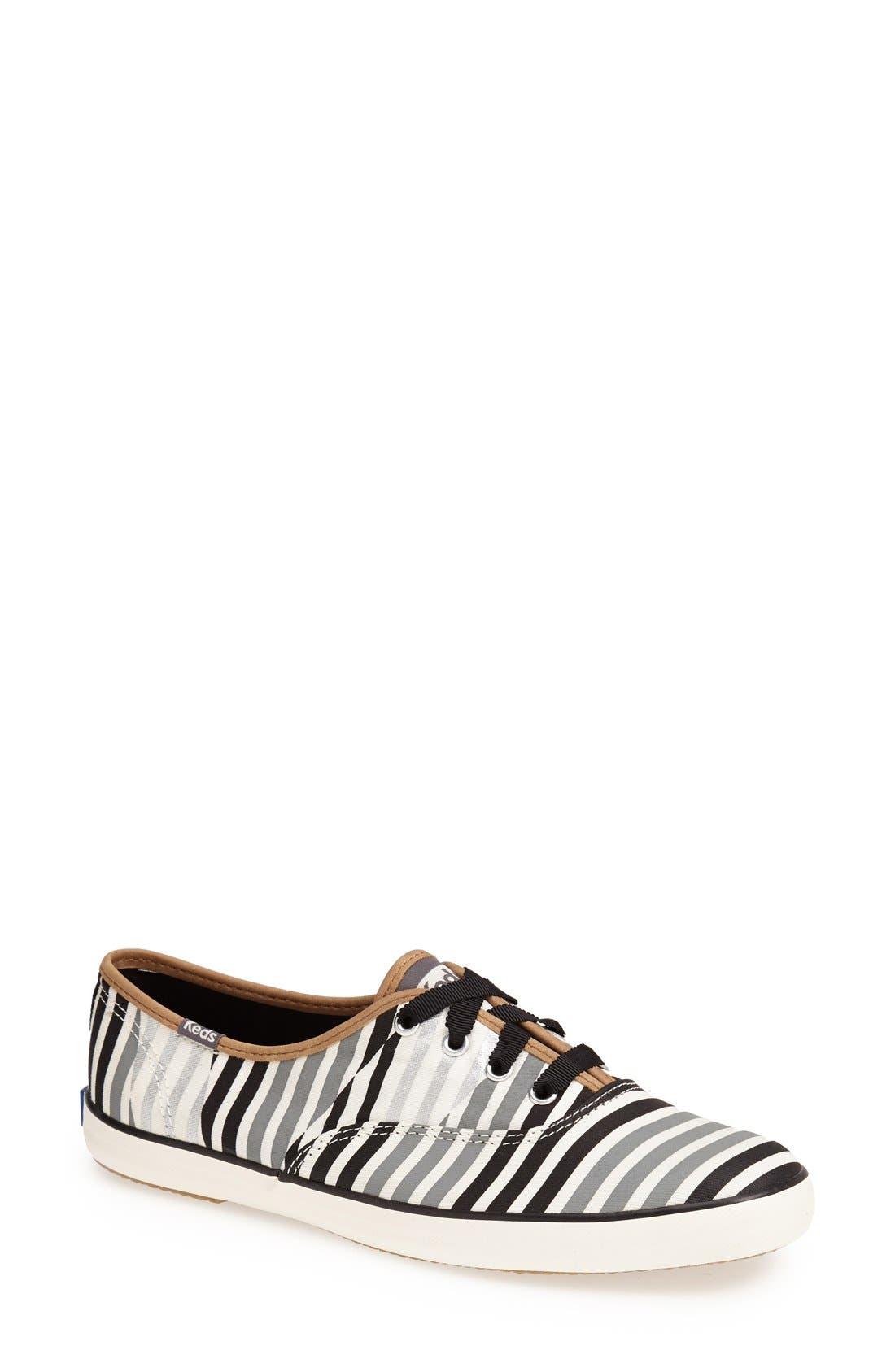 Alternate Image 1 Selected - Keds® 'Champion Stripe' Sneaker (Women)
