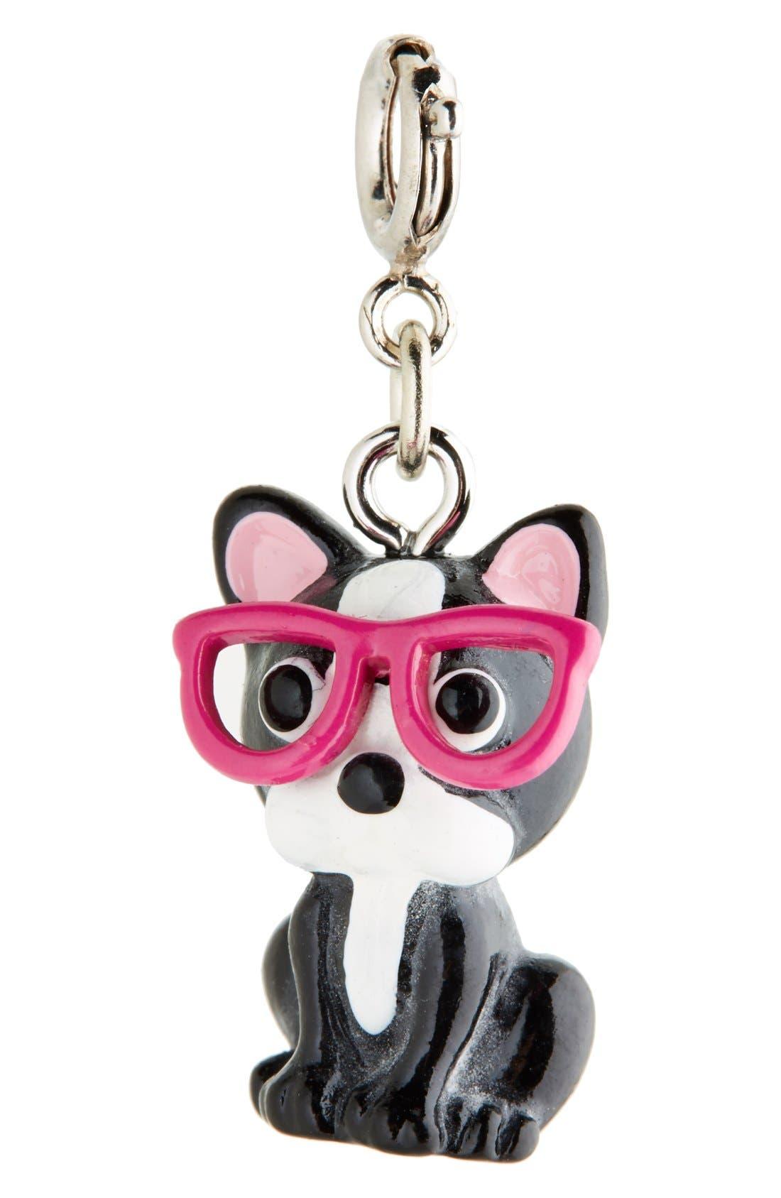 Main Image - CHARM IT!® 'Preppy Puppy' Charm (Girls)