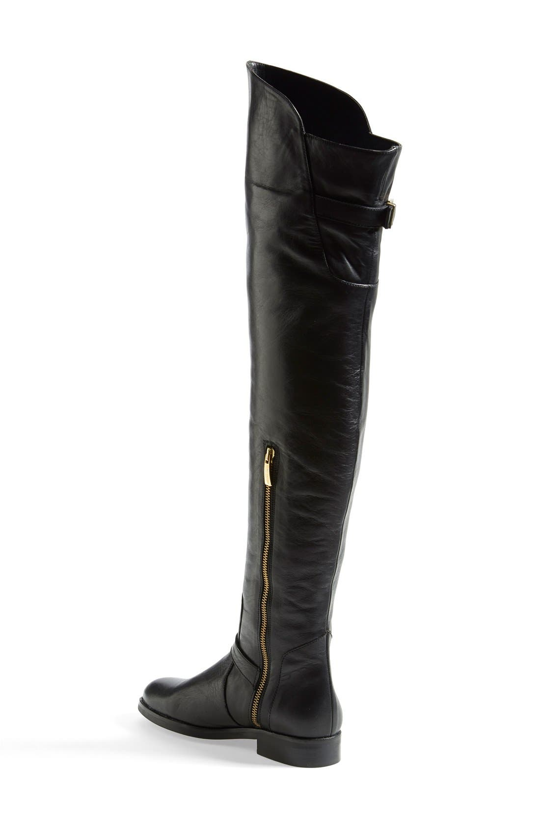 Alternate Image 2  - Kurt Geiger London 'Rowland' Over the Knee Boot (Women)