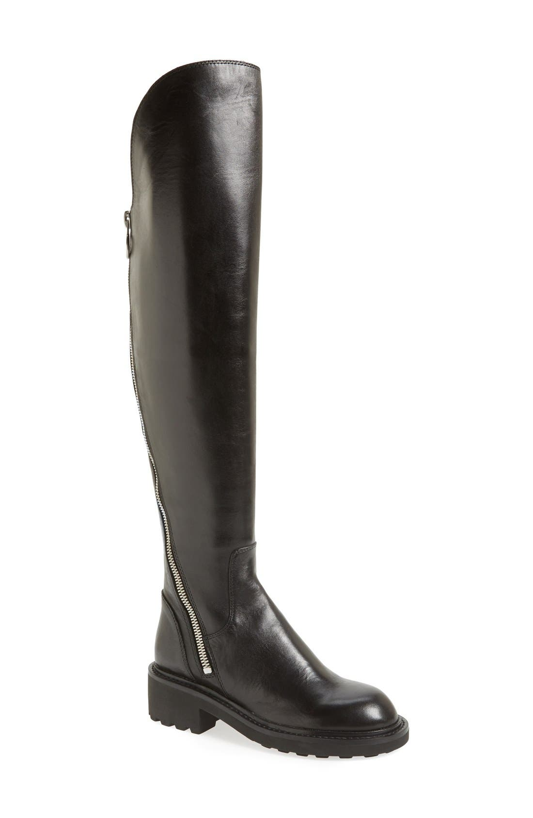 Alternate Image 1 Selected - Ash 'Seven' Over the Knee Boot (Women)