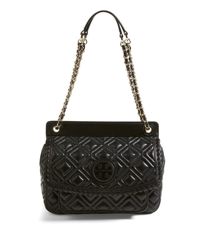 Tory Burch 'Marion' Quilted Leather Shoulder Bag   Nordstrom : marion quilted - Adamdwight.com