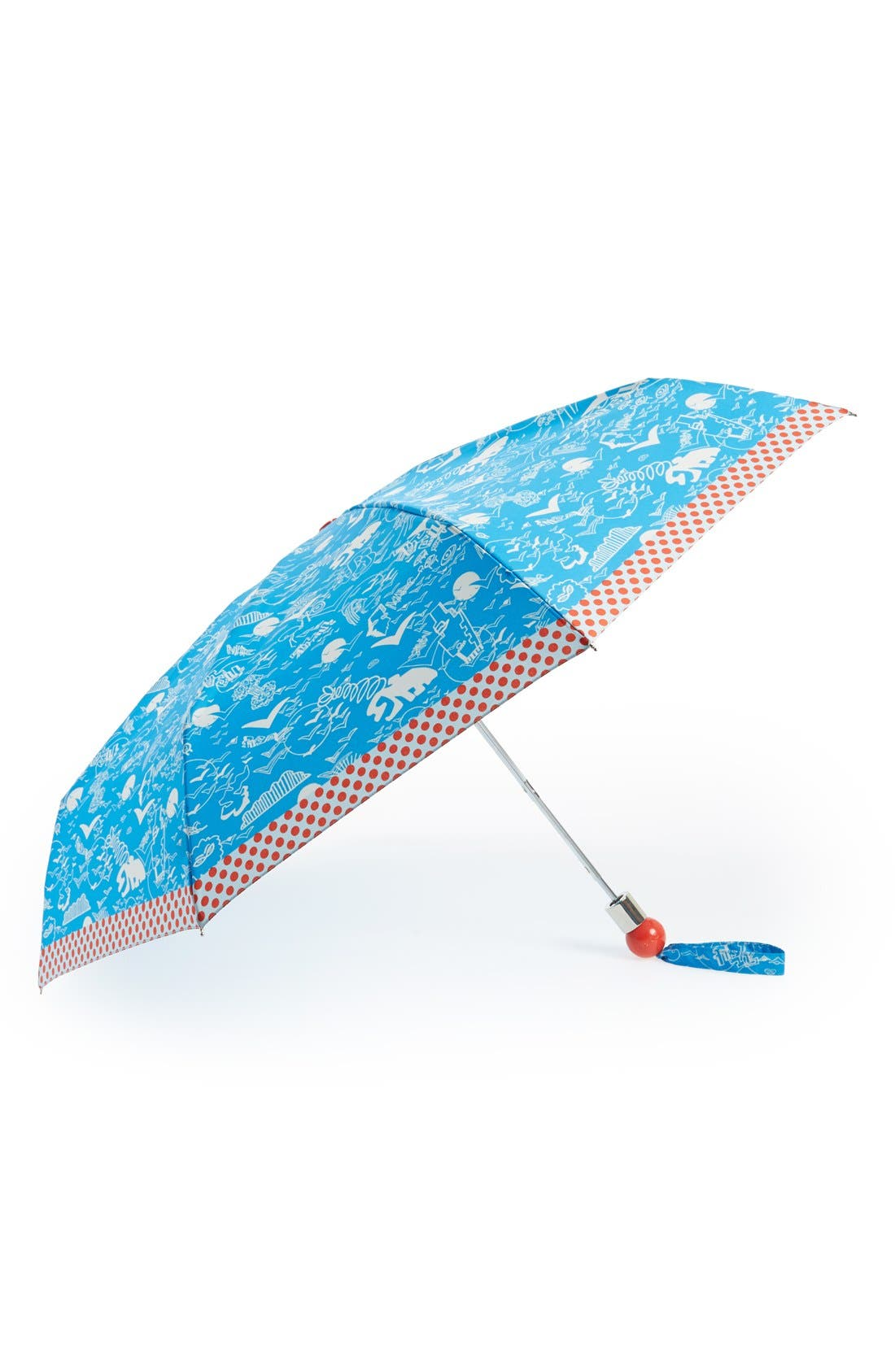 Alternate Image 1 Selected - MARC BY MARC JACOBS 'Doodle Print' Umbrella