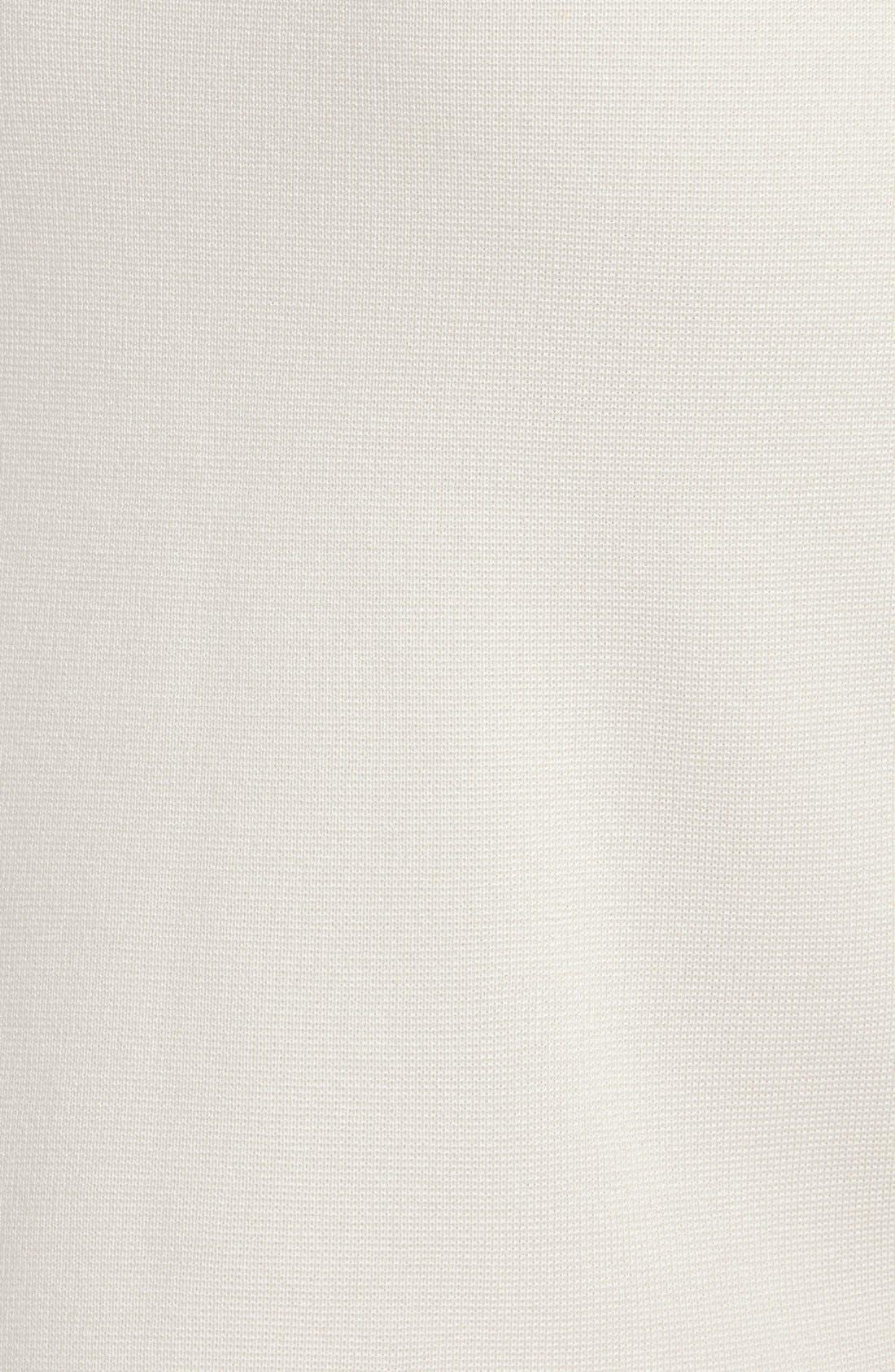 Alternate Image 3  - Eileen Fisher Silk & Cotton Straight Skirt