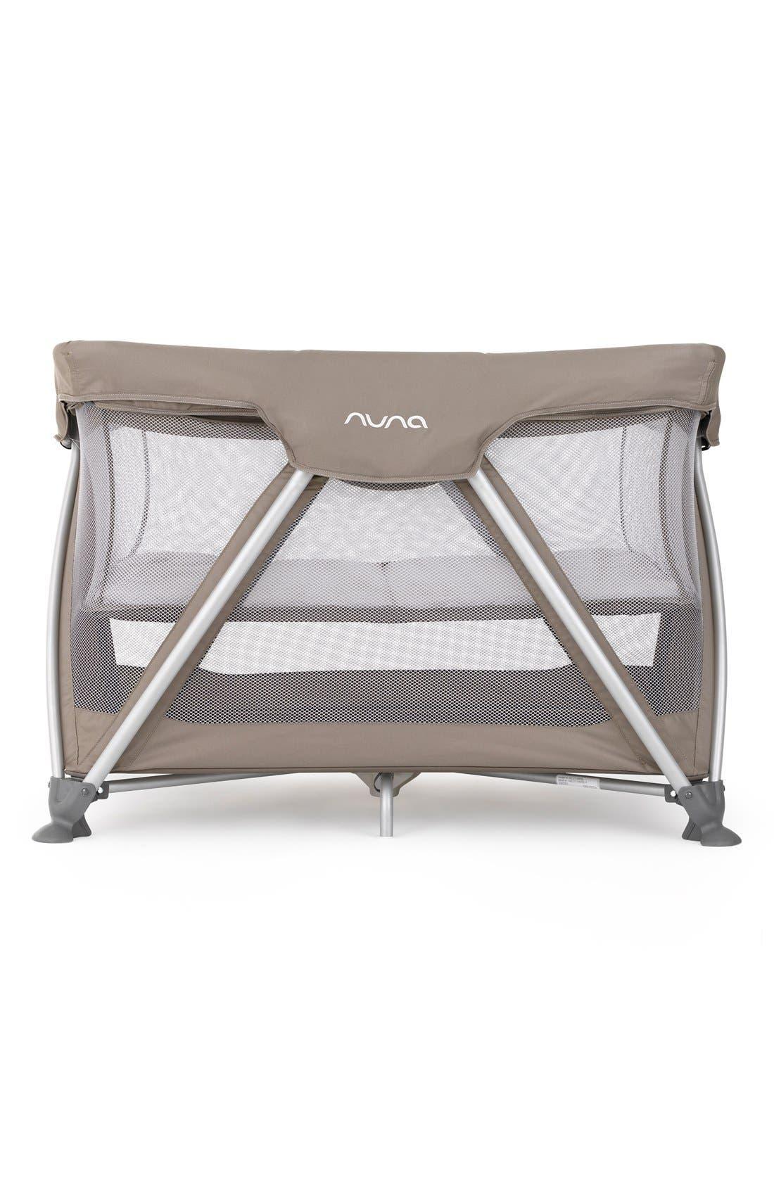 Alternate Image 1 Selected - nuna 'SENA™' Travel Crib