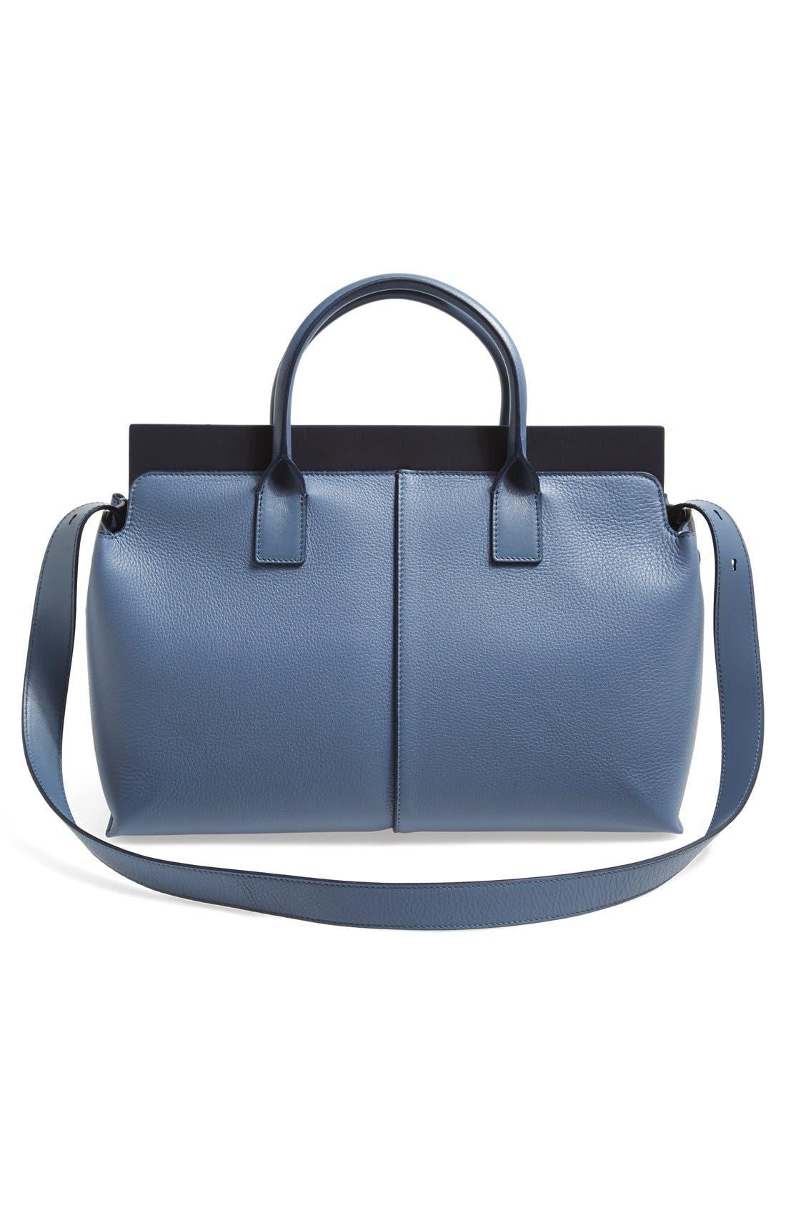 Alternate Image 4  - Chloé 'Cate - Medium' Leather Satchel
