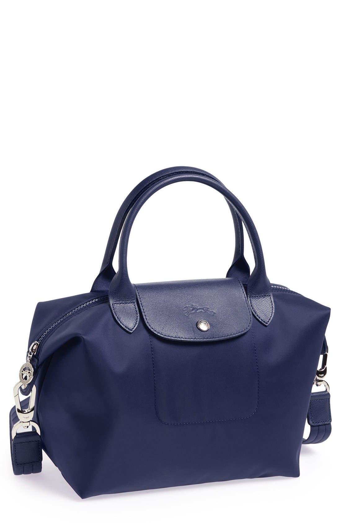 Alternate Image 1 Selected - Longchamp 'Small Le Pliage Neo' Nylon Tote