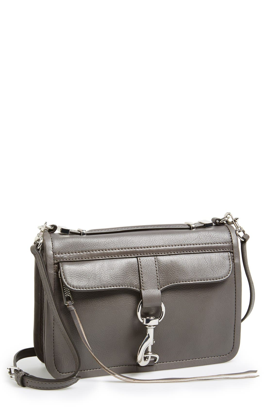 Alternate Image 1 Selected - Rebecca Minkoff 'Bowery' Convertible Crossbody Bag