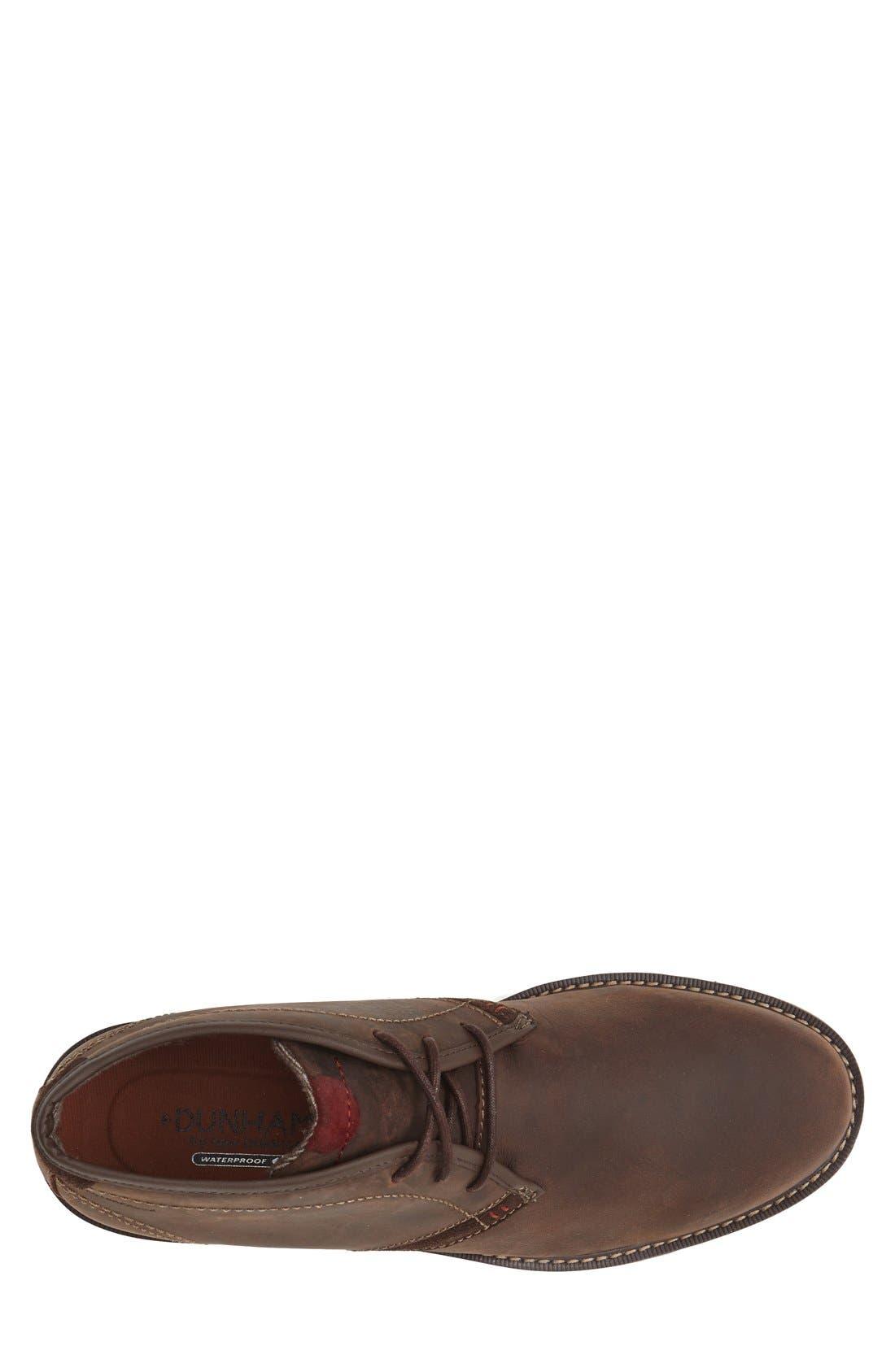 'REVdash' Chukka Boot,                             Alternate thumbnail 3, color,                             Brown