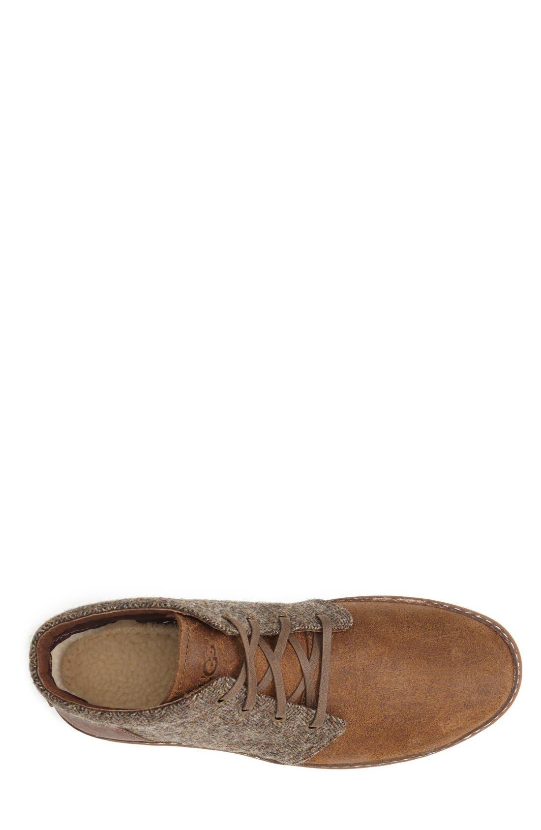 Alternate Image 3  - UGG® 'Alin' Tweed Chukka Boot (Men)