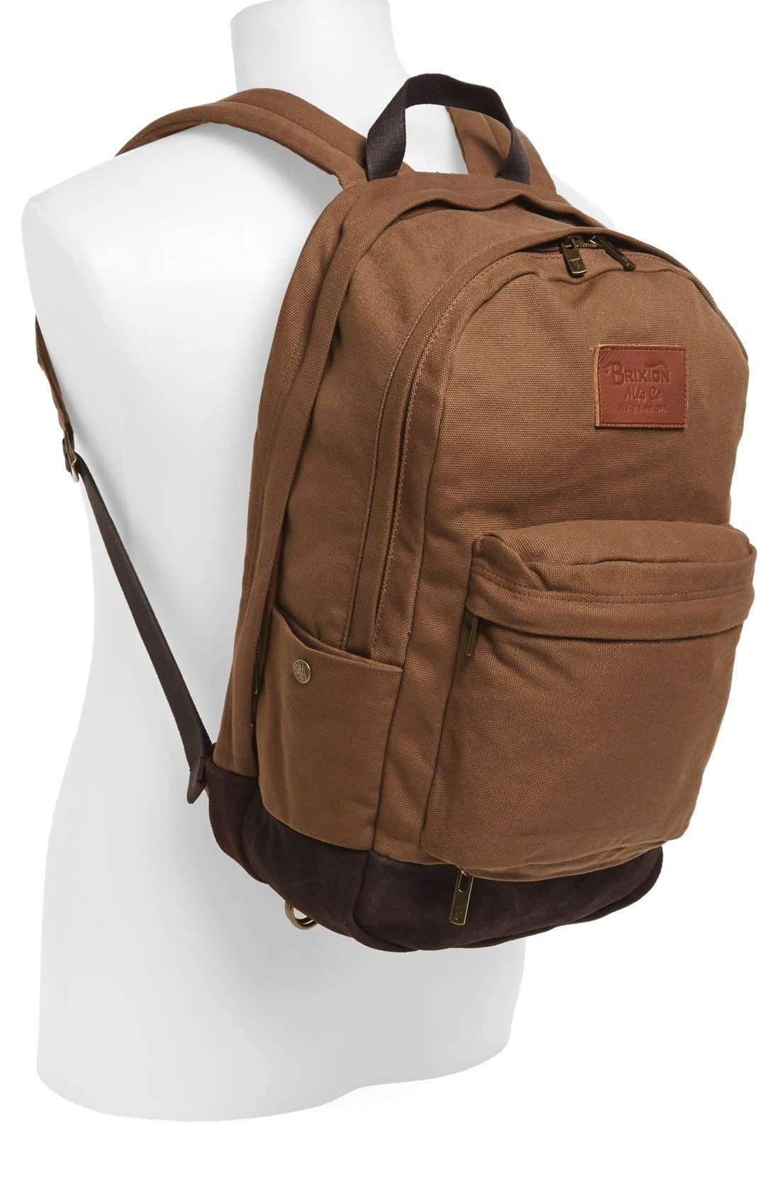 Alternate Image 4  - Brixton 'Basin' Backpack