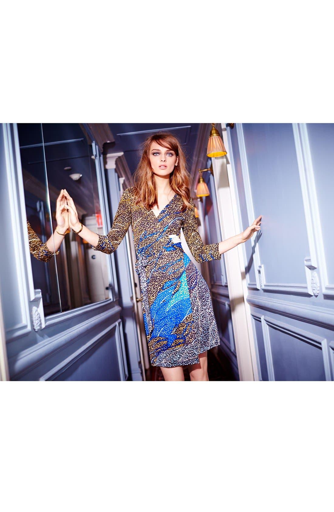 Alternate Image 4  - Diane von Furstenberg 'New Julian Two' Silk Jersey Wrap Dress