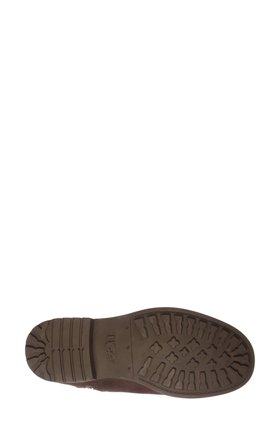 Alternate Image 4  - UGG® Australia 'Milnor' Belted Boot (Women)