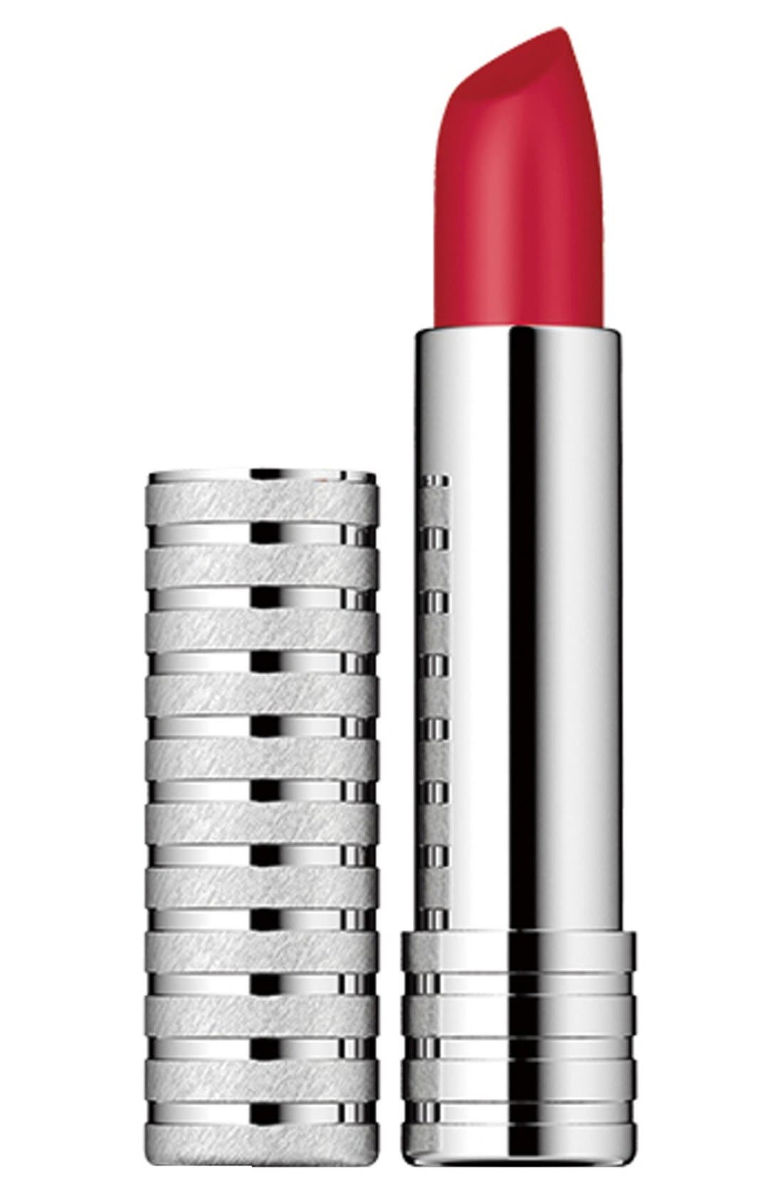 Clinique Long Last Soft Matte Lipstick