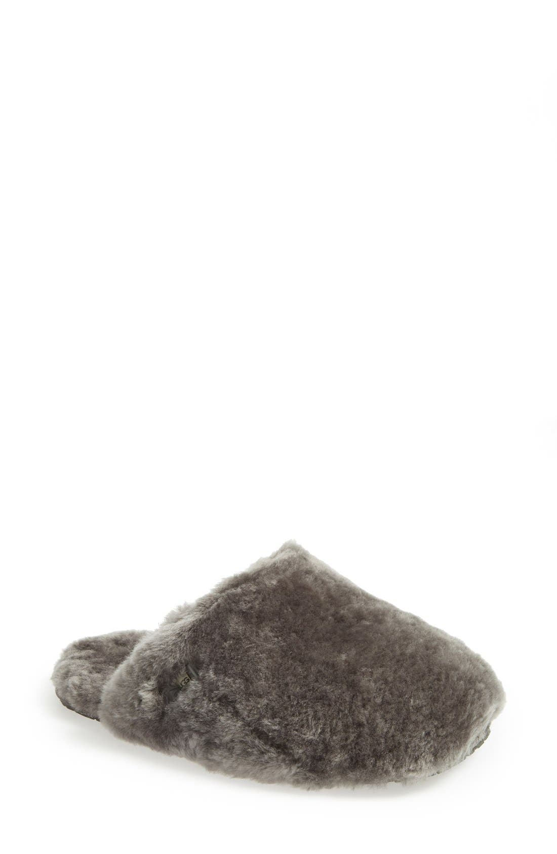 Alternate Image 1 Selected - UGG® 'Fluff' Slipper