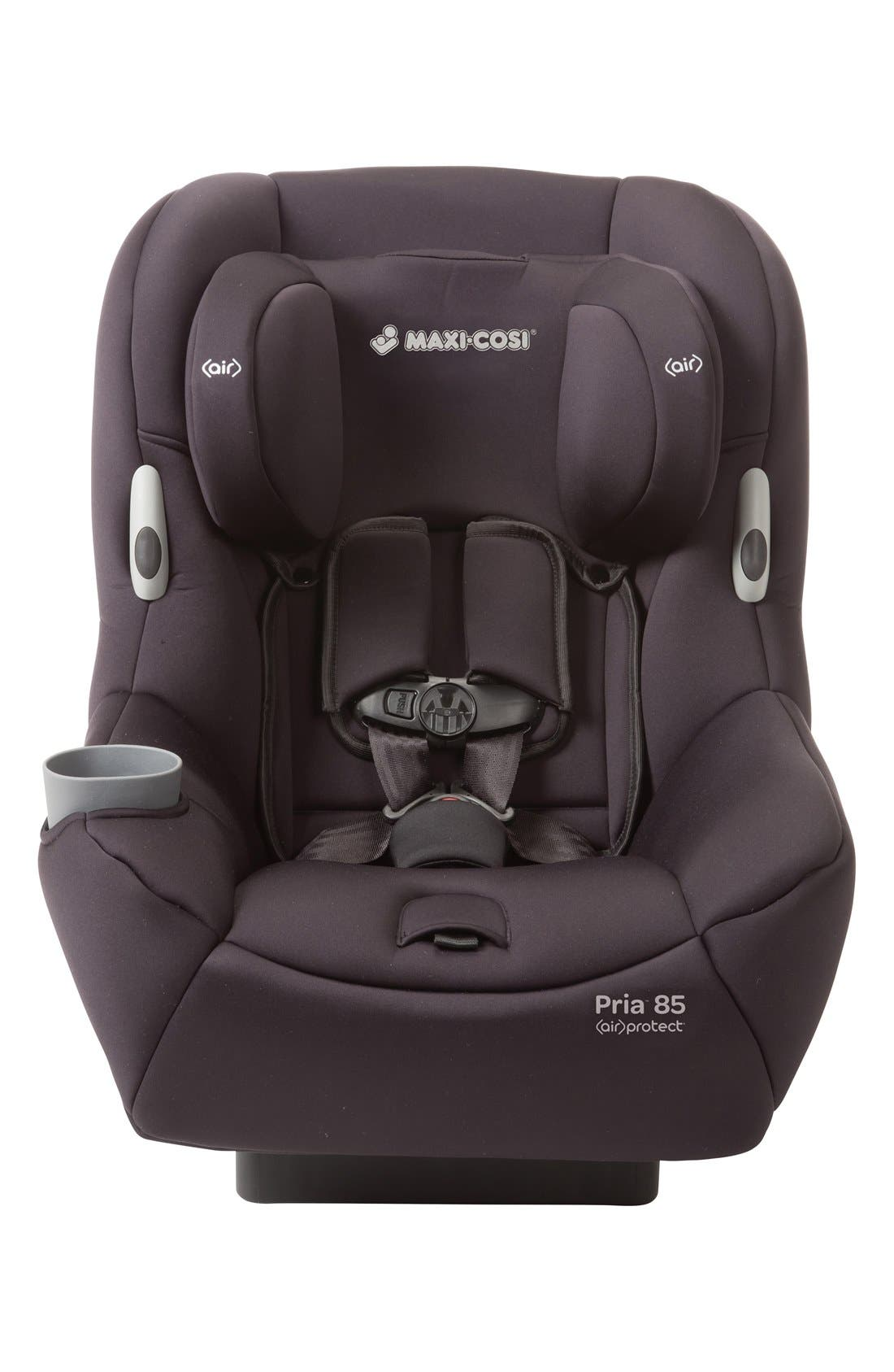 Pria<sup>™</sup> 85 Car Seat,                         Main,                         color, Devoted Black