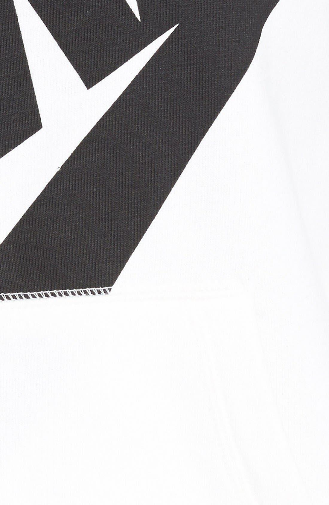 Alternate Image 4  - Nike 'Rally' Full Zip Hoodie