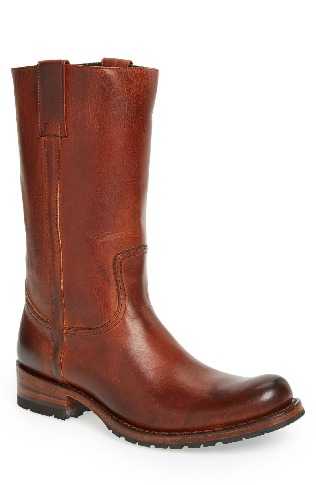 'Martin' Boot,                         Main,                         color, Tan