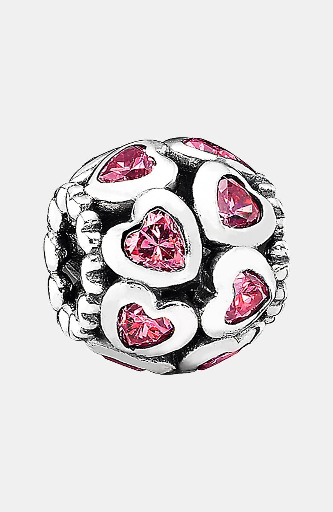 Alternate Image 1 Selected - PANDORA 'Love All Around' Bead Charm