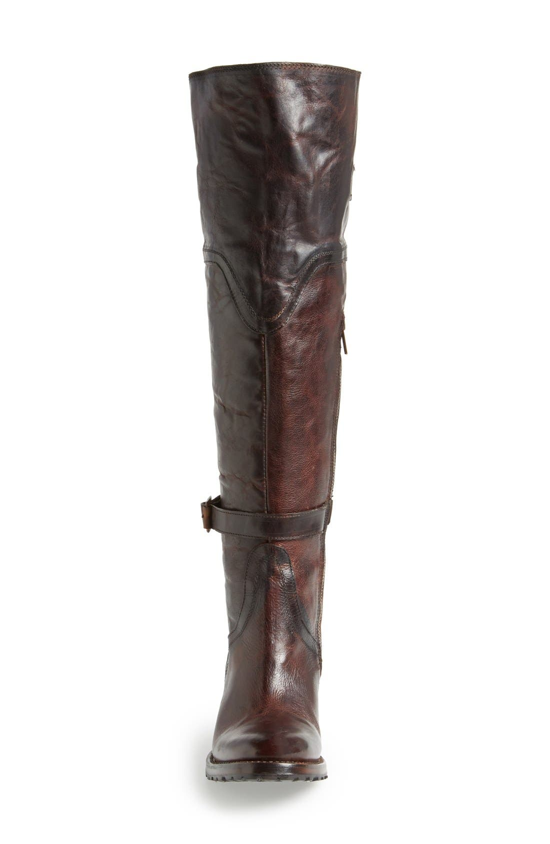 Alternate Image 3  - Freebird by Steven 'Quebec' Leather Riding Boot (Women)