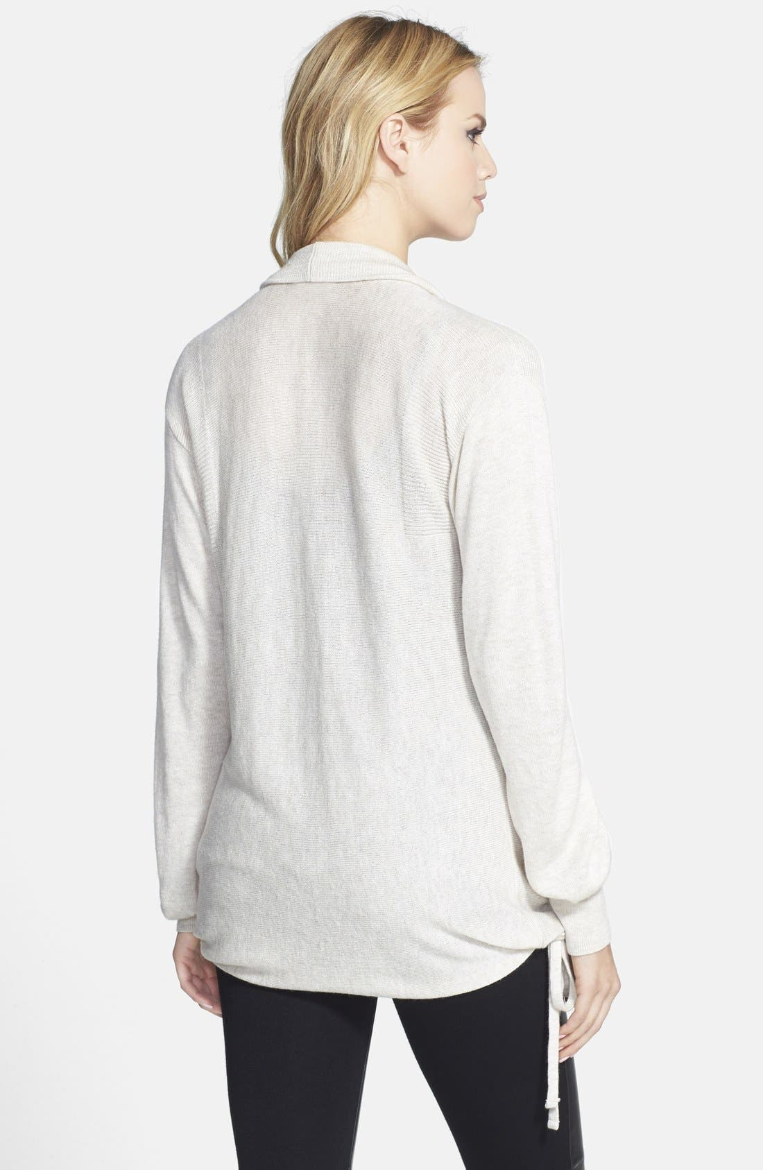 Alternate Image 2  - Leith Side Tie Wrap Sweater